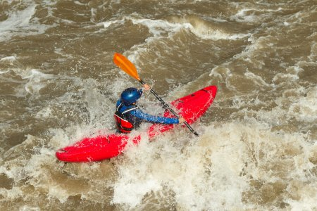 Whitewater River Kayaking