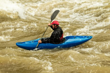 Level Five Whitewater Extreme Kayaking