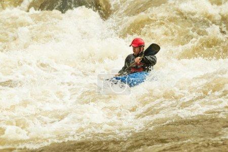 Level Five Whitewater Extreme Kayaking