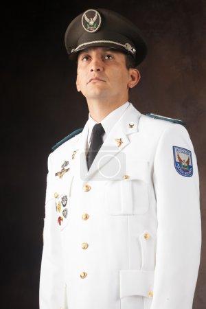 Ecuadorian Police Official