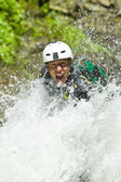 Canyoning Waterfall Descent