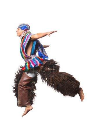 Ecuadorian National Costume