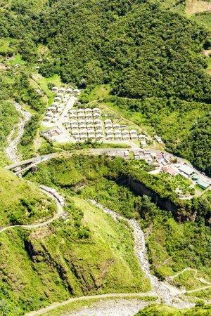 Volcano Refugees Camp