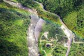 Pastaza River Aerial Shot