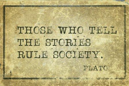 tell stories print