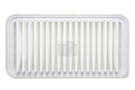 Isolated air filter