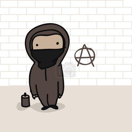 anarchista kreskówka