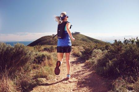 woman workout for marathon fitness