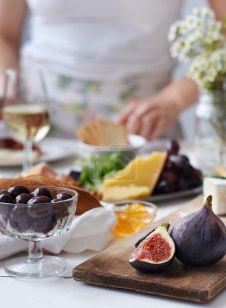 Party appetiser platter