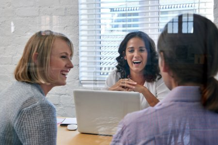 business financial advisor woman meeting with couple clients