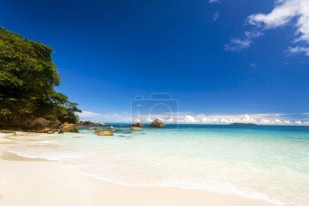 Photo for Beautiful view of Anze Lazio beach in Praslin, Seychelles - Royalty Free Image