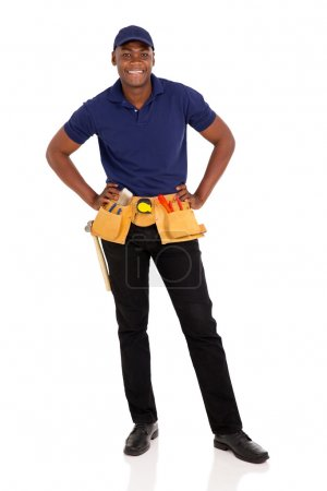 african american handyman