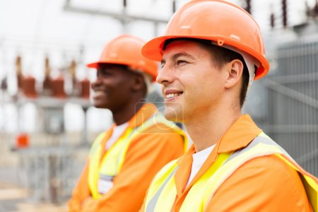 electrical engineers in substation