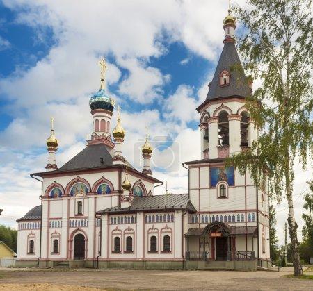 Znamenskaya Church in Pereslavl Zalessky