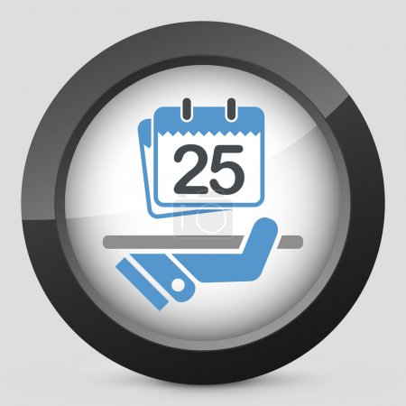 Date planner icon