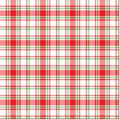 Seamless pattern Scottish cage
