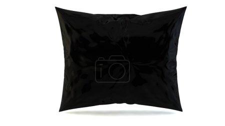 close up of a pillow