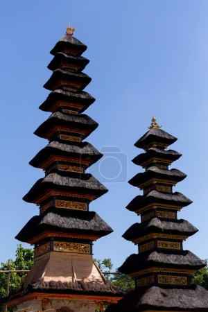 storey roof Hindu temple
