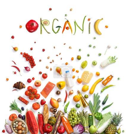 Organic food choice