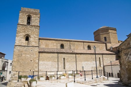Cathedral of Acerenza. Basilicata. Italy.