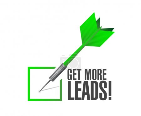 Get More Leads check dart approval sign