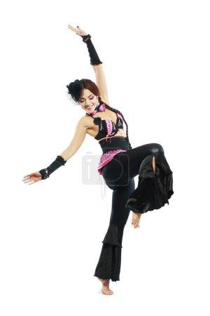 woman Burlesque dancer