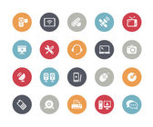 Vector icons for your web mobile or printing projects
