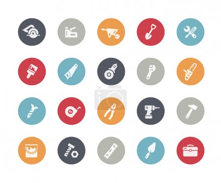 Illustration for Vector icons for your web, mobile or printing projects. - Royalty Free Image