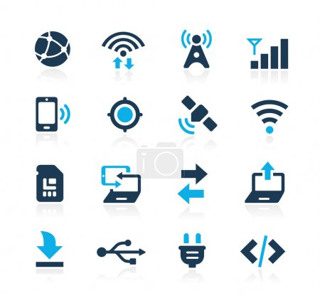 Connectivity Icons -- Azure Series