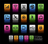 Connectivity Icons -- ColorBox Series