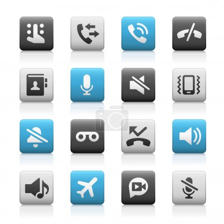 Web and Mobile Icons 1 - Matte Series