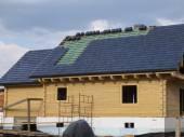 Stavby, kterým se střecha keramických dlaždic