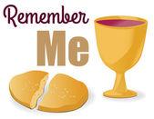 Holy Communion remembrance