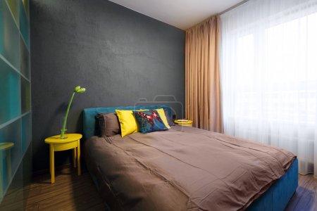 Interior - modern bedroom