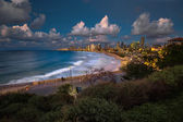 City of Tel Aviv from the coast