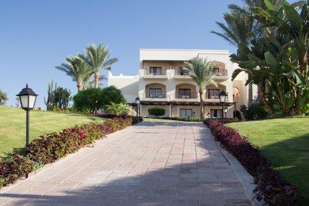 Photo pour Hôtel de luxe à Charm el-Cheikh, Égypte - image libre de droit