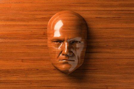Man of wood