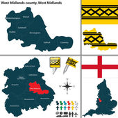West Midlands county West Midlands UK