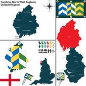 Cumbria North West England UK