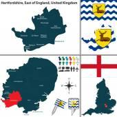 Hertfordshire East of England UK