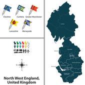 North West England United Kingdom