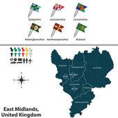 East Midlands United Kingdom