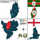 Nottinghamshire East Midlands UK