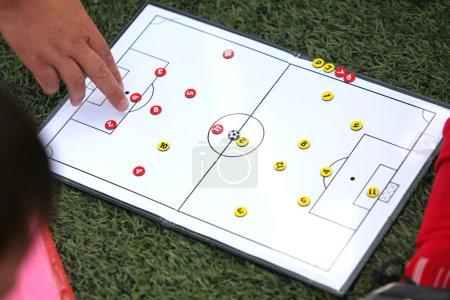 Footbal strategy
