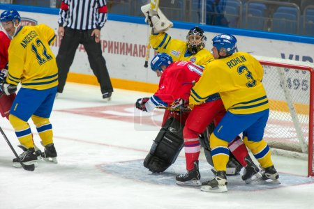 The fight at the gates of Swedish team