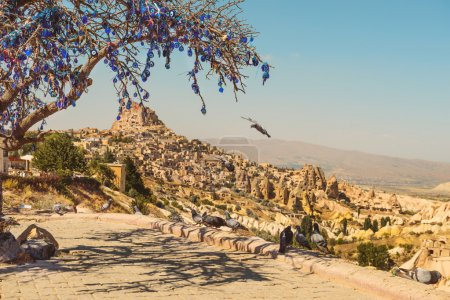 Pigeon Valley in Cappadocia and
