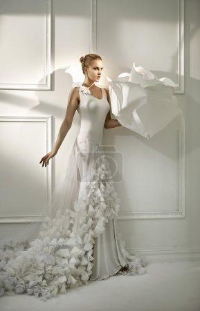 Fairy image of an elegant princess