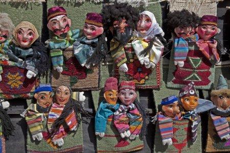 Puppets in Uzbekistan