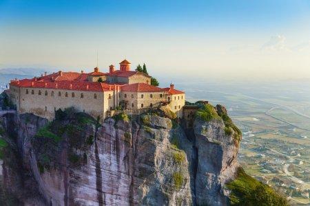 Holy Monastery of Varlaam, Greece