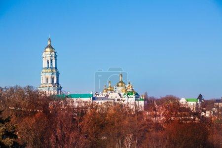 Kyiv Pechersk Lavra panorama
